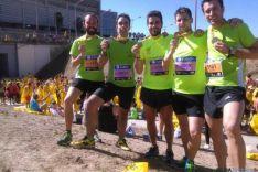 Participantes Maratón Sevilla