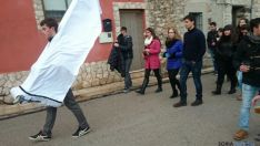 Foto 2 - Abejar se prepara para su carnaval de La Barrosa