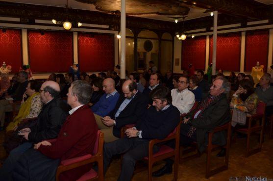 Una de las imágenes del acto de presentación de Libres e Iguales. / SN