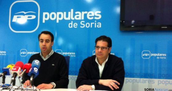 Ignacio Soria y Javier Martín