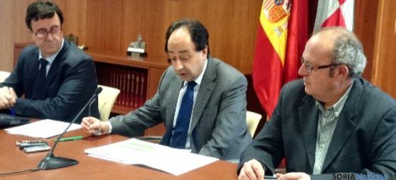 Delegado de la Junta en Soria