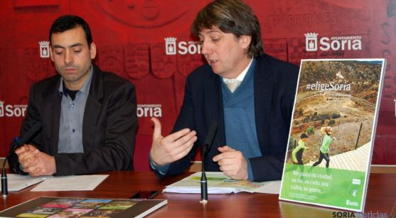 Fernando Baena (izda.) y Carlos Martínez Mínguez. / Ayto.