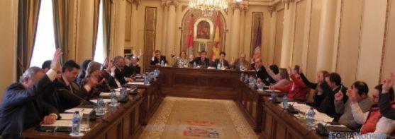Pleno de la corporación provincial