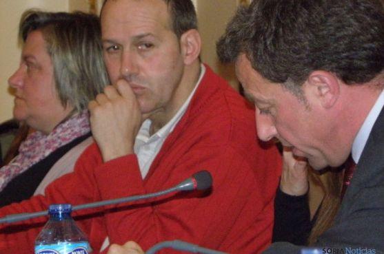 Grupo socialista de la Diputación de Soria