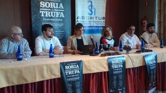 Jornadas Soria y Trufa