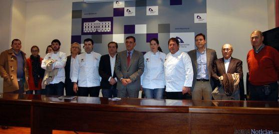 Participantes en la promoción soriana de la Diputación. / Dip.