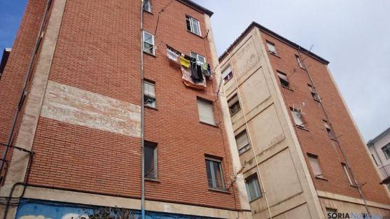 Viviendas calle Sanz Oliveros