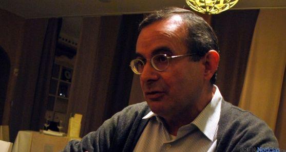 Jesús de Lózar, coordinador de Ciudadanos en Soria. SN