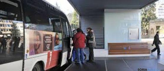 Transporte urbano en Soria