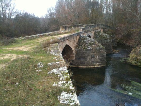 Puente de Andaluz/ soriamedieval.com