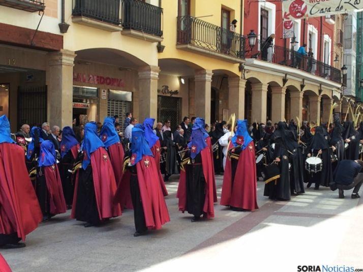 Semana Santa en Soria / SN