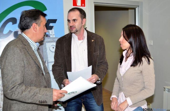 Responsables de C-SIF en Valladolid