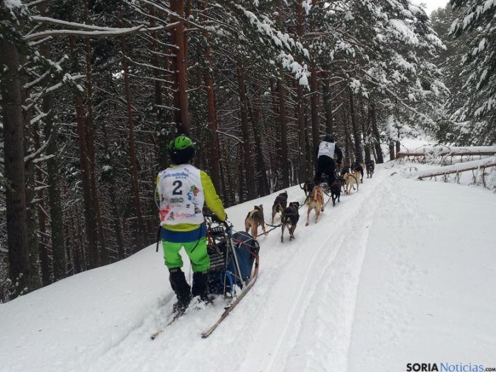 La abundante nieve acercará Soria Unlimited al público