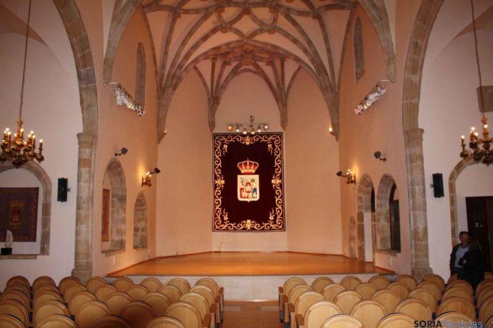 Aula Magna Tirso de Molina