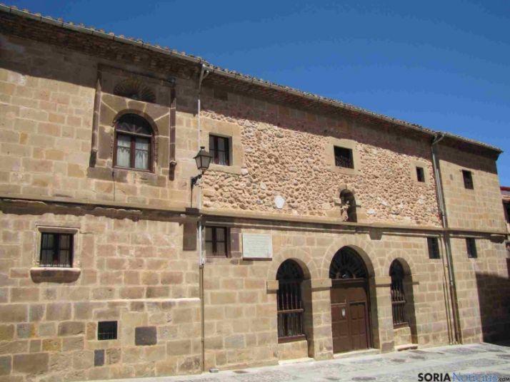 Convento del Carmen en Soria