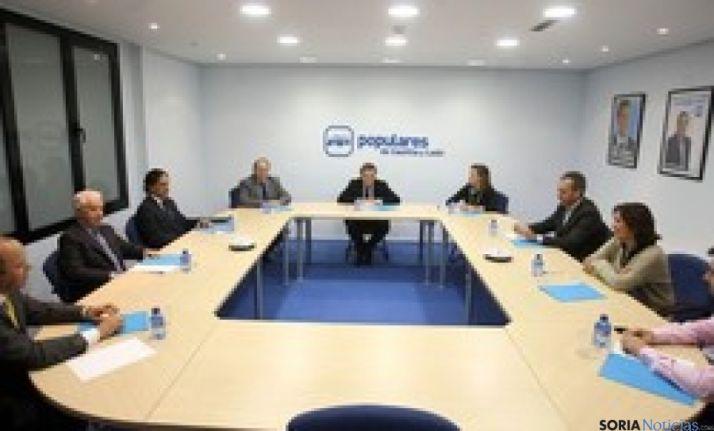 Comité electoral del PP
