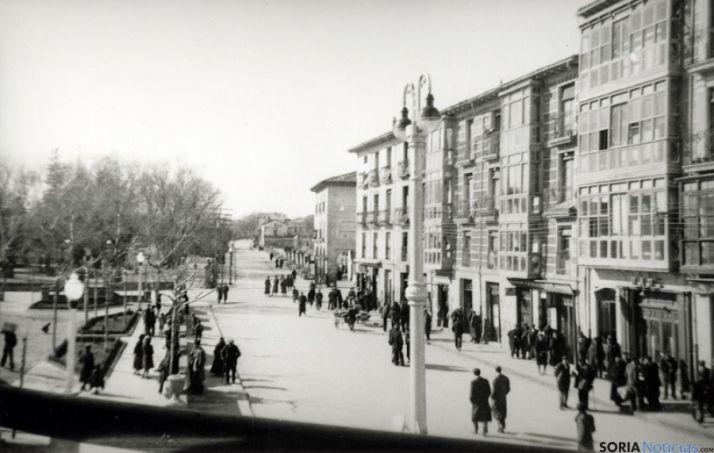 Imagen de la calle Marqués de Vadillo