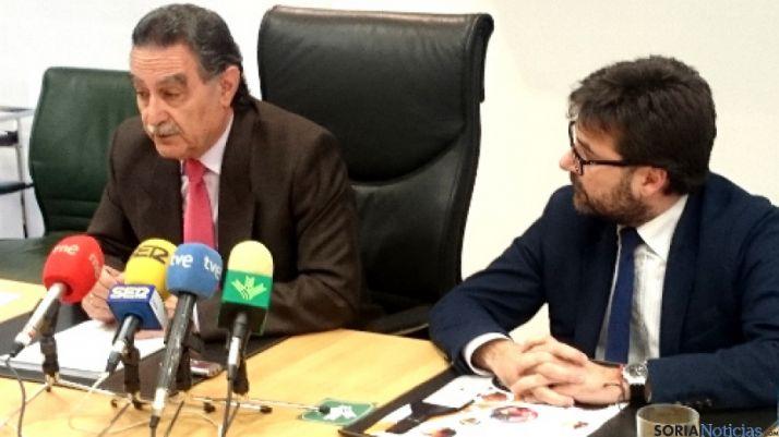 Anselmo García y Eduardo Munilla