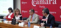 Teresa Calvo, Nuria Sánchez, Efrés Martínez y Juan Carlos Villalón