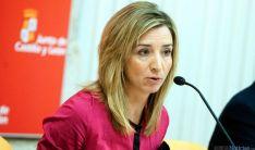 La consejera de Cultura y Turismo, Alicia García.