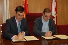 Convenio entre Diputación y Ayuntamiento de San Esteban