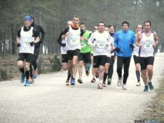 Maratón Autopista del Pinar