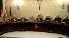 Firma convenio Leader y Diputación de Burgos
