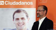 Luis Fuentes, candidato de C's a la Junta.