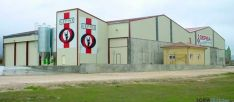 Fundaron en 1975 General de Piensos de Soria en Garray.