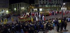 Imagen de la plaza de Mariano Granados. / mAudiovisuales