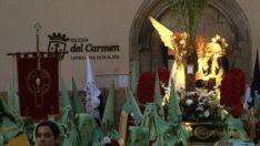 La procesión del año pasado. / SN