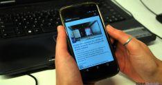 Diario sigue avanzando en dispositivos móviles.