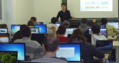 Una de las clases de formación / Jta