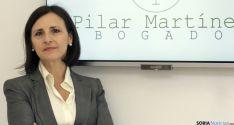 La abogada madrileña Pilar Martínez.