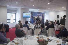 La Diputacion lleva a Bilbao la gastronomía y los espacios naturales de Soria