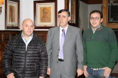 Reunión entre organización y Diputación