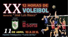 XX edición 12 horas voleibol