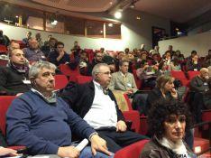 Diversos momentos de la presencia soriana en Montpellier.