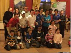 Vencedores del Torneo Pico Frentes