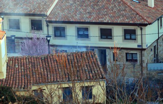 El humo ha alertado a los vecinos. / SN