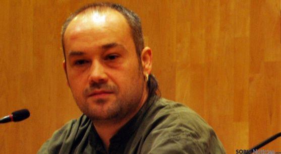 Iván Aparicio, presidente de Memoria y Dignidad. / SN