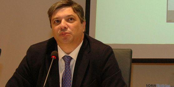 El director general de Trabajo de la Junta, Carlos Díez. / Jta.