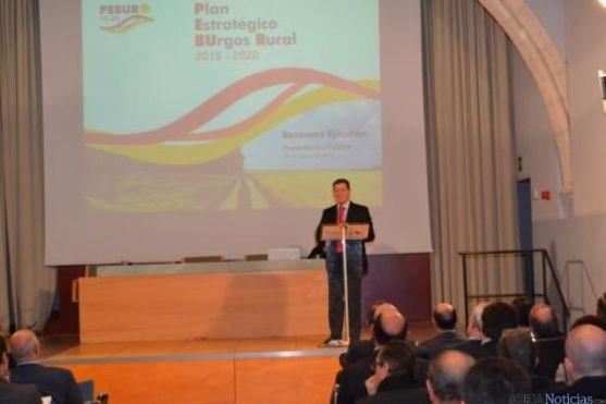Presentación del Plan de Desarrollo de Burgos