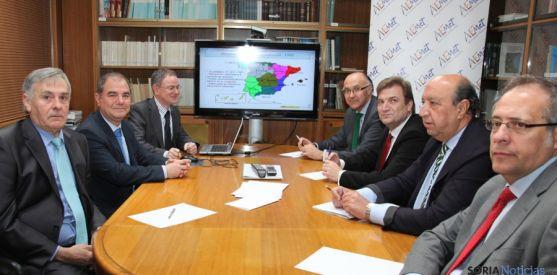 Reunión de los delegados del Gobierno. / Subdeleg.