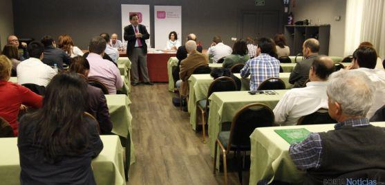 Consejo Político de UPyD en Castilla y León.