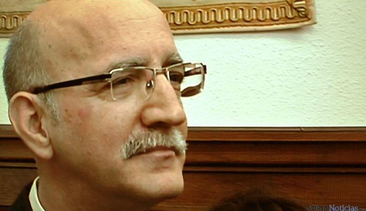 Juan José Campesino, este martes. / SN