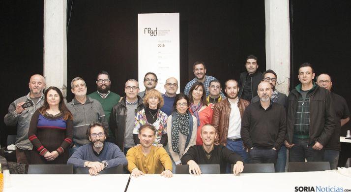 Asamblea de READ, en Madrid.