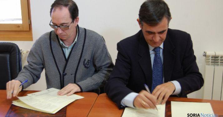 Convenio Diputación-Ayuntamiento de Los Rábanos