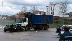 Imagen del accidente accidente. / SN