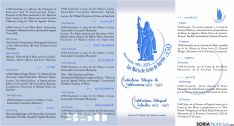 Una imagen del calendario de Sor María. / GTSMJ
